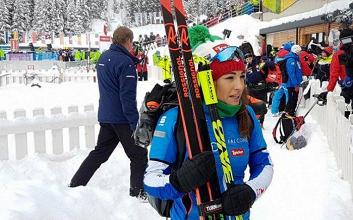 PyeongChang 2018 - Biathlon, inseguimento femminile: Dahlmeier concede il bis, Vittozzi e Wierer imprecise