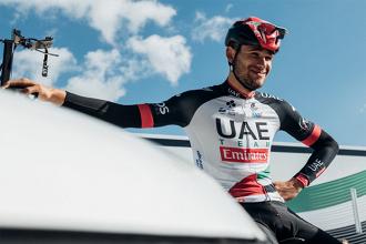 Vuelta a San Juan, Mullen vola a cronometro. Ganna nuovo leader