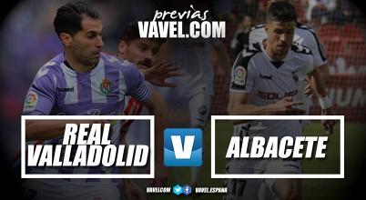 Previa Real Valladolid - Albacete Balompié: en busca de la salvación matemática