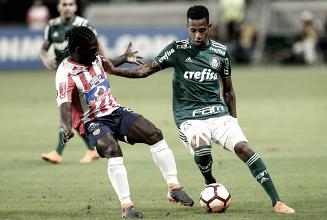 Palmeiras vence Junior Barranquilla e termina fase de grupos invicto
