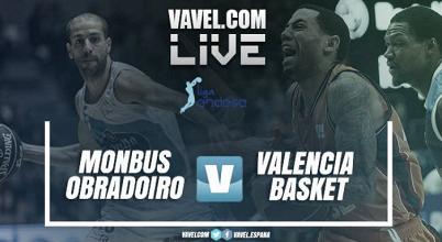 Resumen Obradoiro 96 - 77 Valencia Basket en ACB 2018