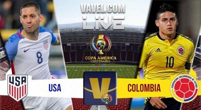 Copa América | Auftakt nach Maß für Kolumbien, USA enttäuschend