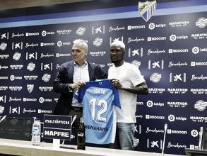 """Ideye: """"Primero el Málaga y después el Mundial"""""""