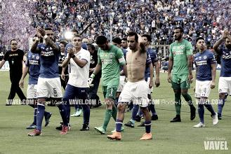 Imágenes de la despedida del Estadio Azul