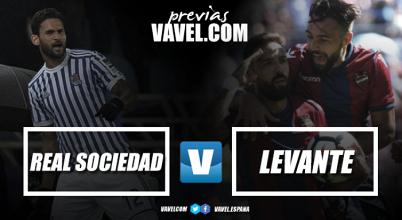 Previa Real Sociedad - Levante UD: necesidad de puntuar