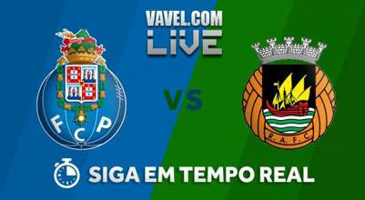 FCPorto x Rio Ave, assim foi o final de tarde no Dragão