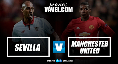 Champions League, Siviglia e Manchester United di fronte per la prima volta |