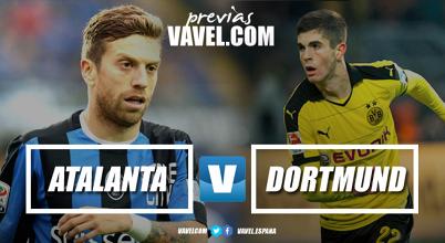 Previa Atalanta - Dortmund: ¿quién da más?