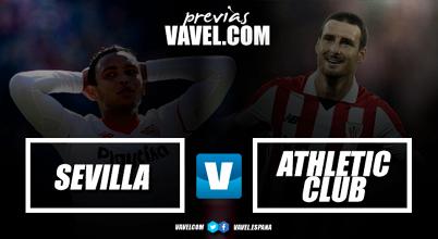 Siviglia - Athletic Bilbao, Montella per confermarsi in quinta piazza