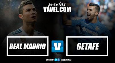 Real Madrid - Getafe, incombe la Champions