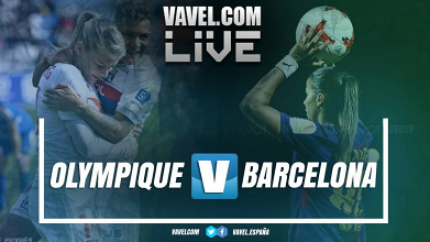 Resumen Olympique de Lyon 2-1 FC Barcelona en los cuartos de final de la Women's Champions League