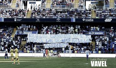 El Málaga homenajeará a Pablo Ráez ante el Betis