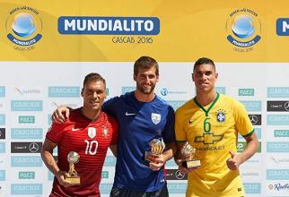 Resultado Brasil x Portugal na Copa do Mundo de Futebol de Areia (4-3)