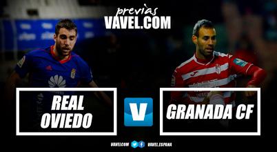 Previa Real Oviedo - Granada CF: tres puntos como regalo de cumpleaños