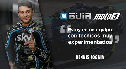 Guía VAVEL Moto3 2018: Dennis Foggia, la temporada completa
