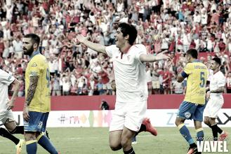 Previa Sevilla FC - UD Las Palmas: a seguir invictos en la vuelta de Vitolo