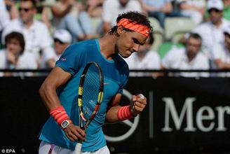 ATP Stuttgart / S'hertogenbosch : Nadal au forceps, Mahut en impose
