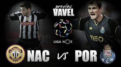 Previa FC Porto - CD Nacional: los Dragones solo piensan en ganar