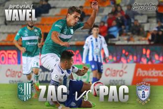 Previa Zacatepec - Pachuca: por el pase a cuartos de final