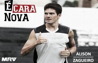 Santa Cruz anuncia acerto com zagueiro Alison, ex América-MG