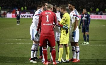 "OL-PSG: ""Ce soir on est frustré"""