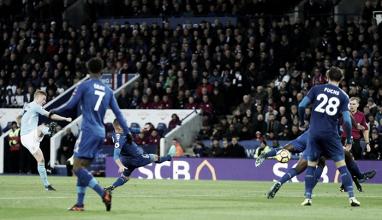 Premier League - Il Manchester City non sbaglia mai: 0-2 al Leicester, +10 sul secondo posto