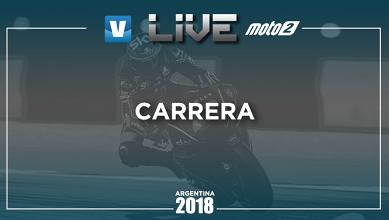 Carrera GP de Argentina 2018 de Moto2 en vivo y en directo online