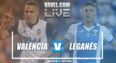 quiValencia y Leganés se miden en Mestalla. | Montaje: Dani Souto (VAVEL)