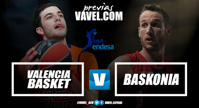 Previa Valencia Basket vs Kirolbet Baskonia: el andén 9 y 3/4