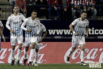 Recordando la primera vuelta: Alavés - Málaga