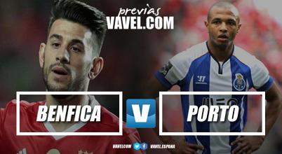 Previa SL Benfica - FC Porto: el partido que puede decidir todo