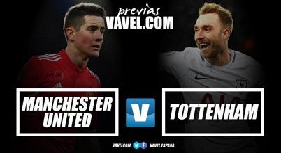 FA CUP - Tottenham e United nella sfida elettrica per la Coppa
