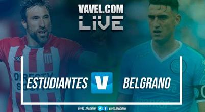 Resumen Estudiantes 0-1 Belgrano en Superliga 2018