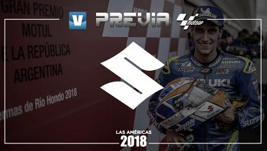 Previa Suzuki ECstar GP de Las Américas:el desafío tejano