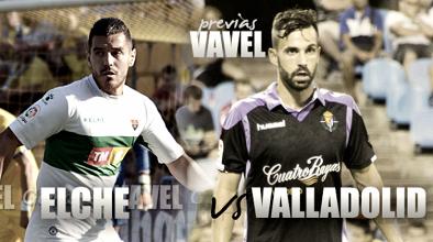 Previa Real Valladolid – Elche CF: no está permitido fallar