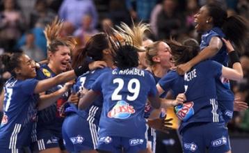 Folie douce sur Hambourg : la France championne du monde de handball