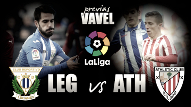 Previa Leganés - Athletic de Bilbao: duelo de rayas