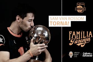 Van Rossom vuelve al Valencia