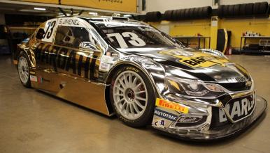 Hot Car Competições apresenta pintura especial para Corrida do Milhão da Stock Car