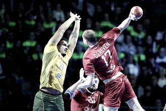 Brasil perde para Rússia mas garante vaga para próxima fase no Mundial de Handebol Masculino