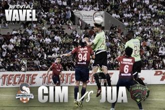 Previa Cimarrones - FC Juárez: a seguir con el buen paso