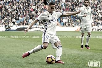 Lucas Vázquez, el que más gana esta temporada