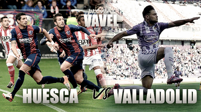 Previa SD Huesca - Real Valladolid: No se contempla perder