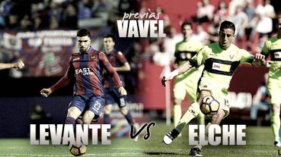 Previa Levante UD – Elche CF: al derbi sin Roger
