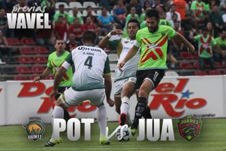 Previa Potros UAEM - FC Juárez: Por despuntar en la tabla