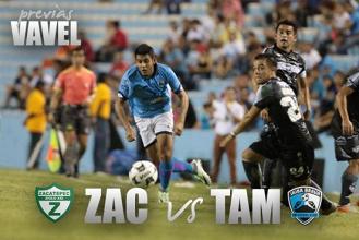 Previa Atlético Zacatepec - Tampico Madero: a iniciar con el pie derecho