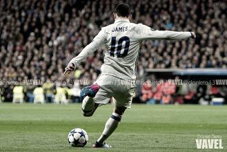 James y su posible último partido en el Bernabéu