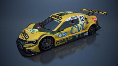Lucas Foresti assina com a Cimed Racing para temporada 2018 da Stock Car