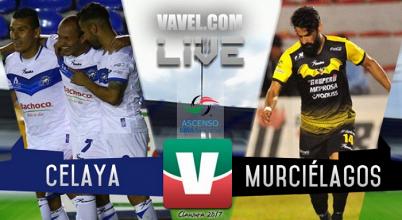 Resultado y goles del Murciélagos 1-0 Celaya del Ascenso MX Apertura 2017