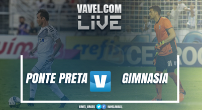 Resultado Ponte Preta x Gimnasia de La Plata na Copa Sul-Americana (0-0)